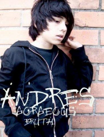 Andres Gorgeous. Часть 2-я