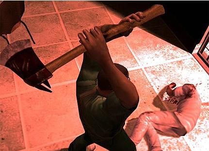 Топ 5: Самые жестокие компьютерные игры