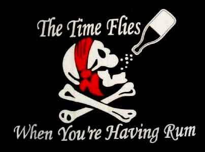 Пиратская РОМантика или из истории рома