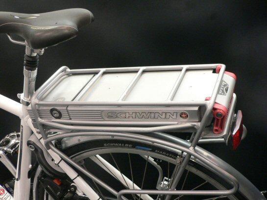 Электровелосипед на SCiB-батареях Toshiba