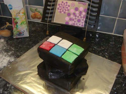 Вкусный кубик