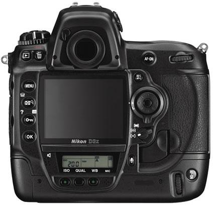 Nikon D3X – полнокадровая 24,5-Мп DSLR-камера