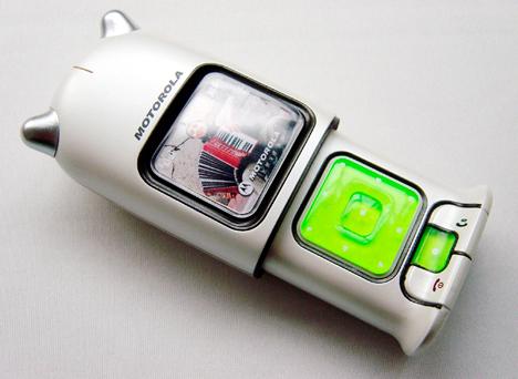 Концепт детского телефона Motorola