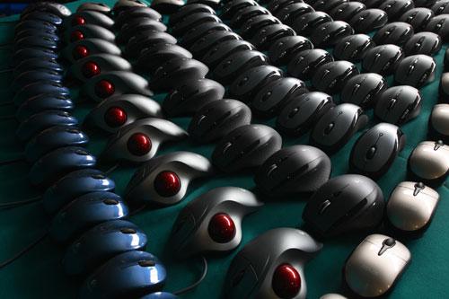 Logitech выпускает миллиардную мышь