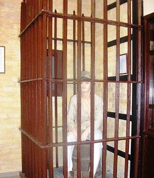 """Украинец арестован за использование по назначению экспоната """"Музея истории туалета"""""""