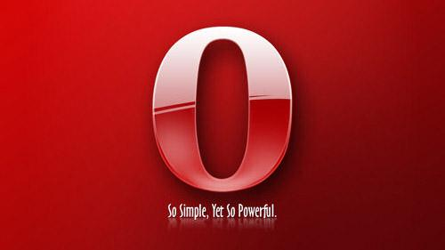 Opera 10 Alpha