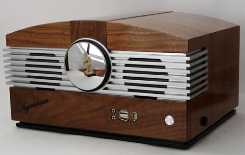 Ingraham – системник в стиле 50-х