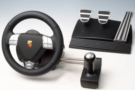 Руль Fanatec Porsche 911 Turbo Wheel в России