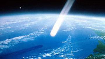 Метеоритная бомбардировка помогла появлению жизни на Земле - ученые
