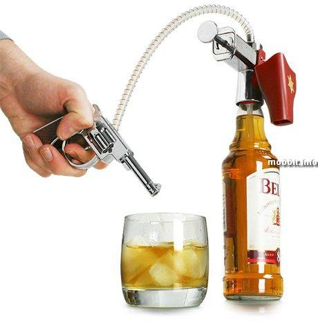 Shots Gun – пистолет для разлива спиртных напитков