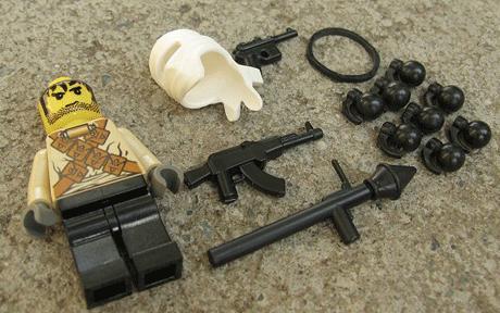 Игрушки для маленьких террористов