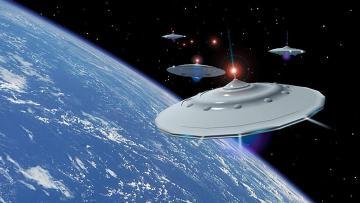 Китай рассекретил видеосъемку НЛО