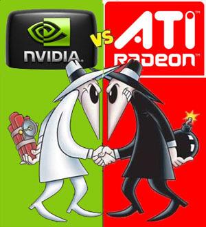 � ������ AMD �������� Radeon HD 5870 � ������� NVIDIA GeForce GTX 285?