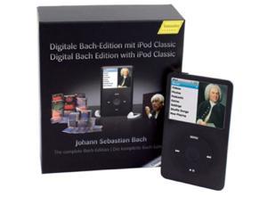 Любителям классики: Bach iPod