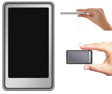 Sony готовит свой iPod Touch?