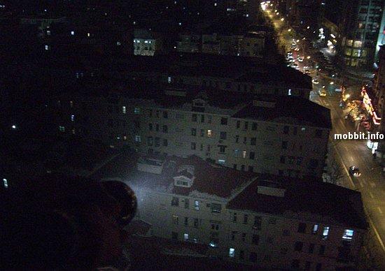 Самый яркий фонарик в мире