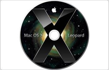 Apple выпускает обновление Mac OS X 10.5.6!