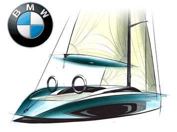 BMW представили яхту