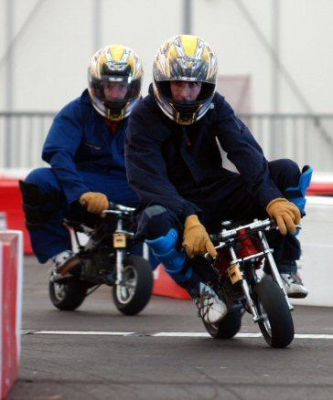 Мотоциклы минимото