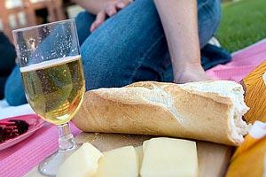 Бешенство от пива с хлебом