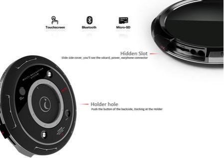 Навигационная система Moto – компас будущего