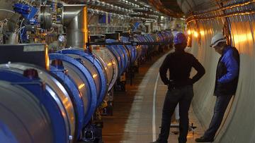 Nature назвал главу проекта адронного коллайдера ньюсмейкером года