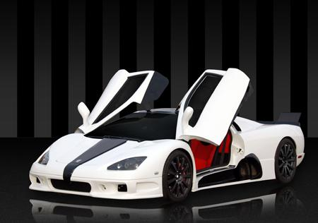 Shelby SuperCars ������� ��������� Ultimate Aero �� �������
