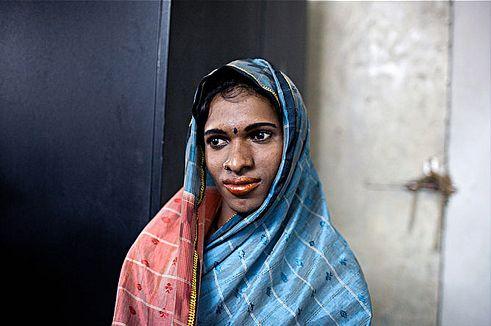 Третий пол: как живут индийские транссексуалы?