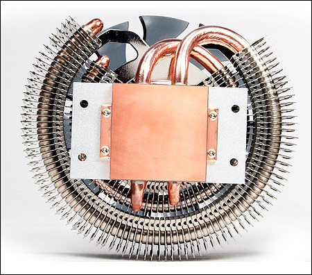 Thermaltake MeOrb – CPU-кулер высотой 47 мм для HTPC-систем
