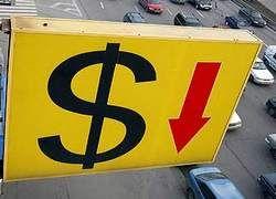 Уже в феврале курс доллара может рухнуть
