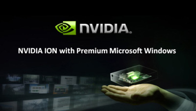 NVIDIA ION сертифицирована для Windows Vista