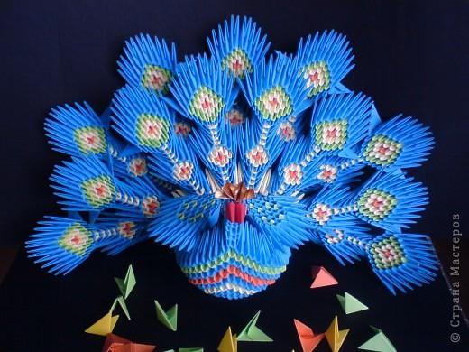 Модульное оригами лебедь схема сборки пошаговые фото фото 433