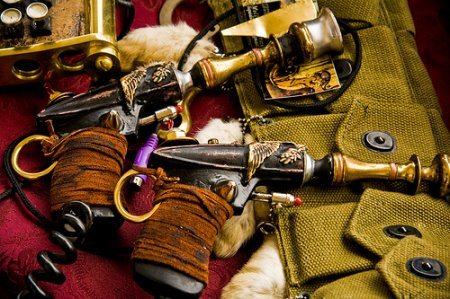 ������: Steampunk Weapons