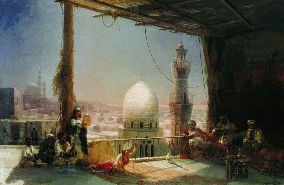 Картины Айвазовского
