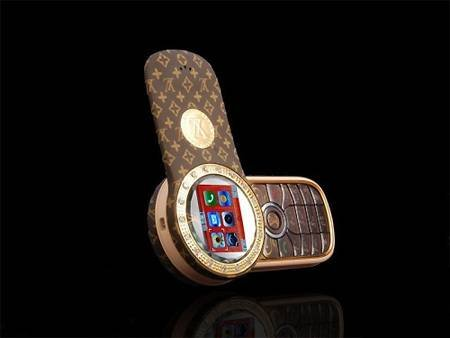 Motorola AURA от Louis Vuitton