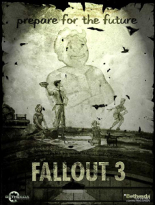 Fallout 3 выиграл приз Game of the Year