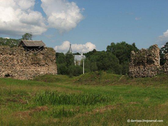 Экскурсии по Беларуси: Крево