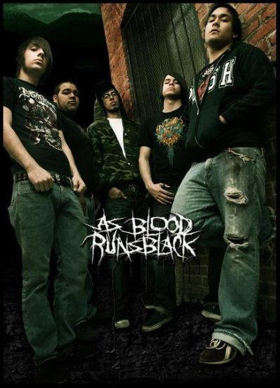 As Blood Runs Black