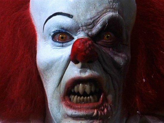 Самый страшный клоун детсва