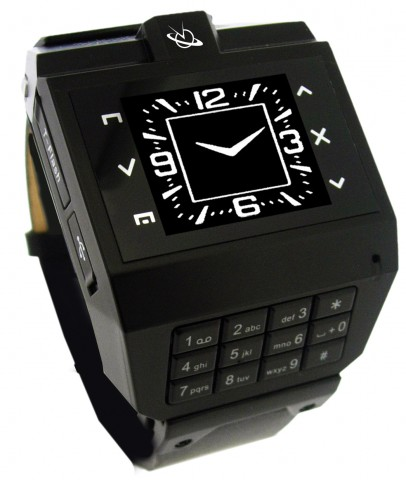 Neutrano демонстрирует Nutec WristFone — часы на все случаи жизни