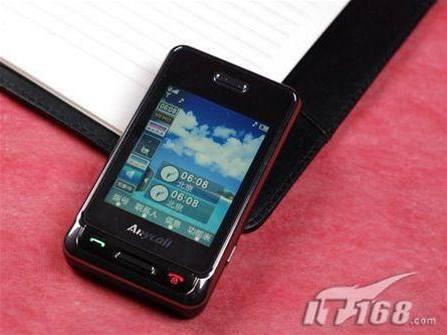 Samsung B5712C: сенсорный экран и две SIM-карты