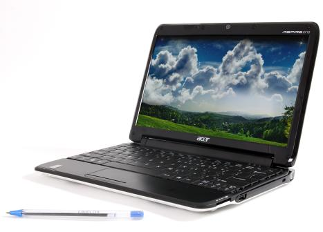���������� � ��������� Acer Aspire One