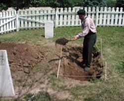 В США покойника укоротили под размер гроба