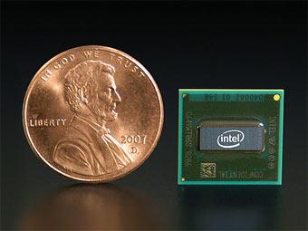 Intel выпустила самый быстрый процессор Atom