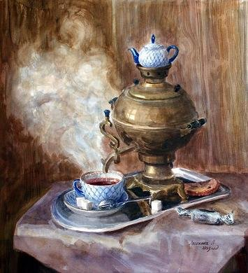 Питье очень горячего чая увеличивает риск развития опухолей пищевода