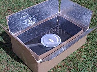 Картонная печь стала победителем конкурса экологичных изобретений