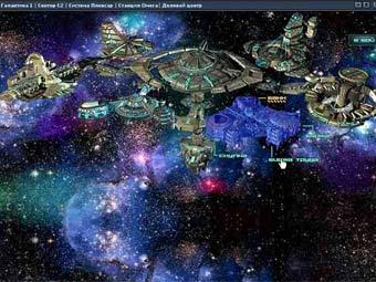 Фанаты онлайн-стратегии получат шанс слетать в космос