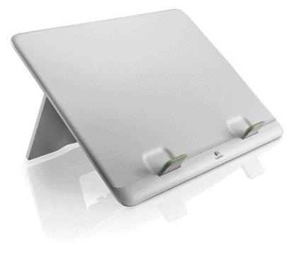 Новые подставка и кулер от Logitech для ноутбуков