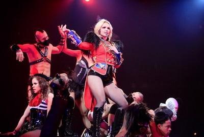 Наркотики сорвали выступление Бритни