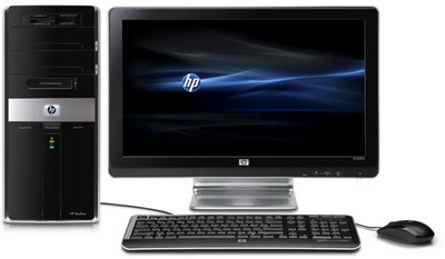 Новый desktop HP на базе Core i7